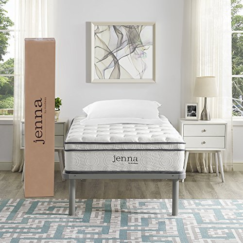 Ultimate Quilted Pillow Top 10 Jenna Twin Innerspring